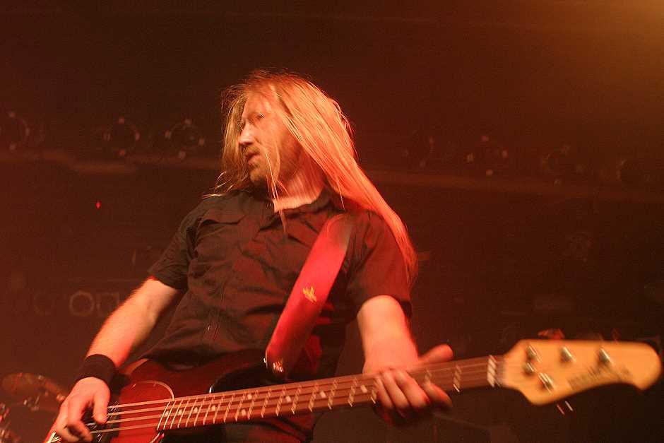 Lake Of Tears live, 10.11.2012, München, Backstage
