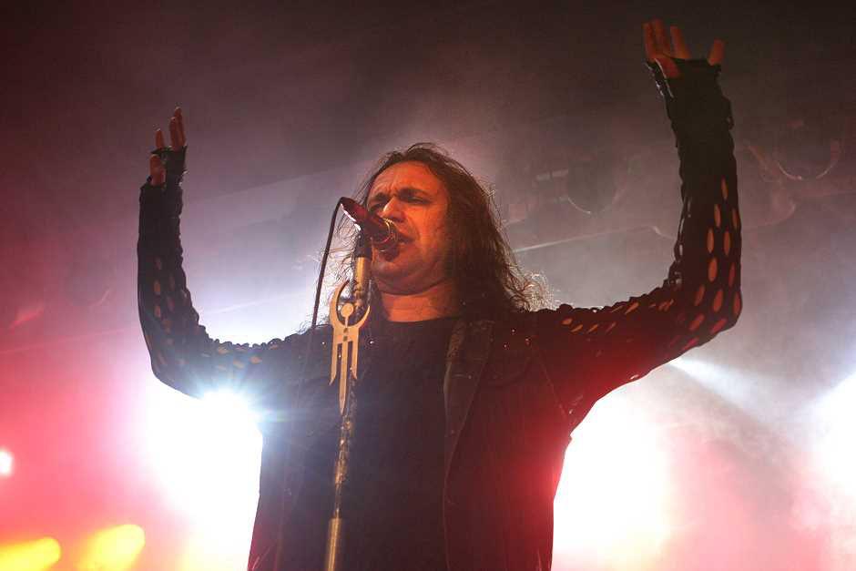 Moonspell live, 10.11.2012, München, Backstage