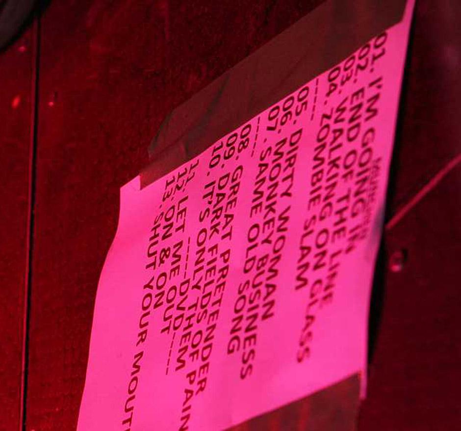 Pain live, 10.11.2012, München, Backstage