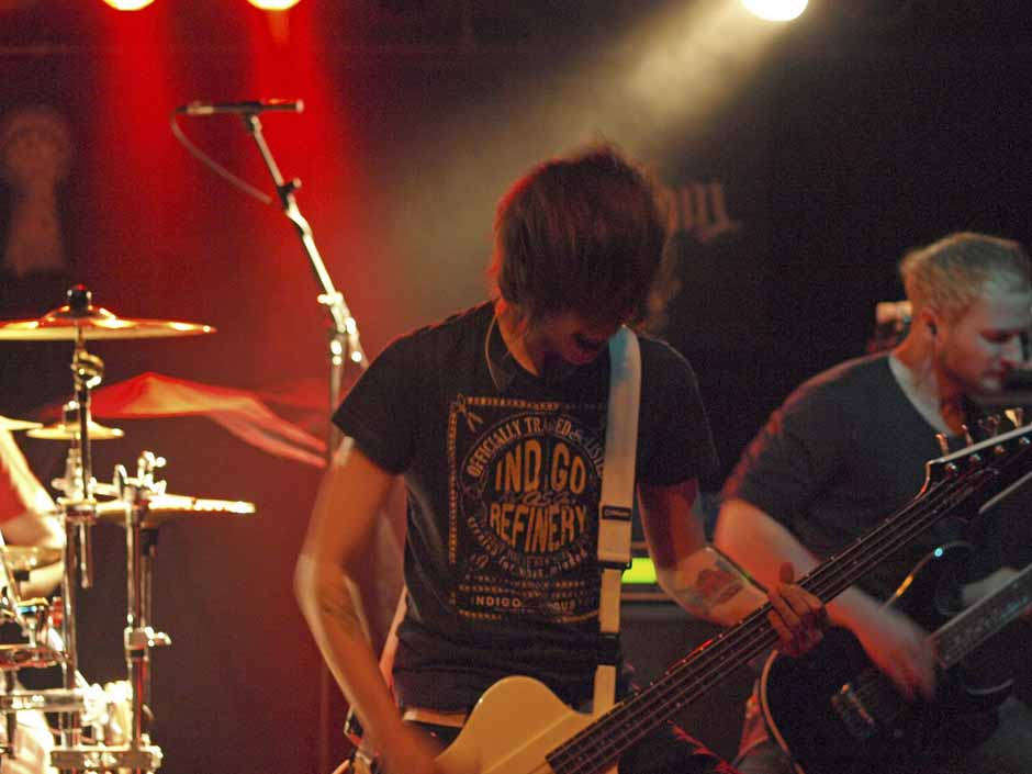 Farewell To Arms live, 15.11.2012. Berlin, Magnet