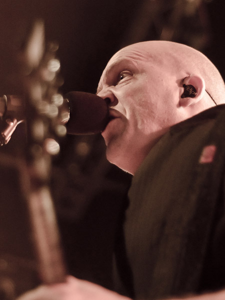 Devin Townsend Project live, 31.10.2012, Hamburg