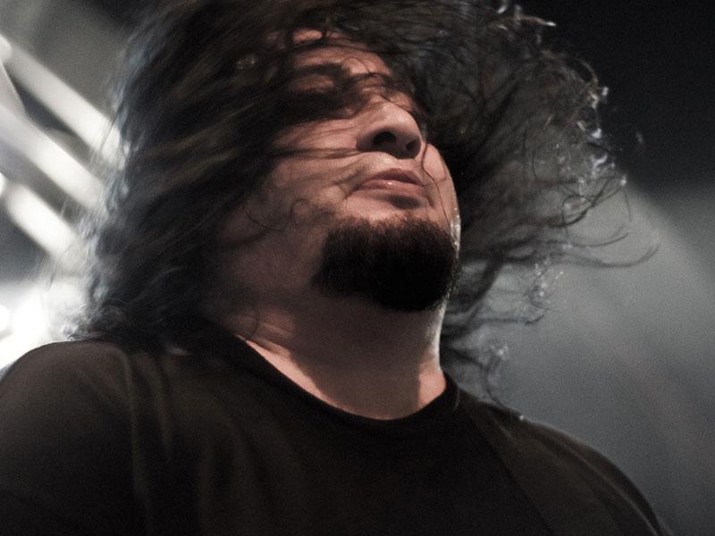 Fear Factory live, 31.10.2012, Hamburg