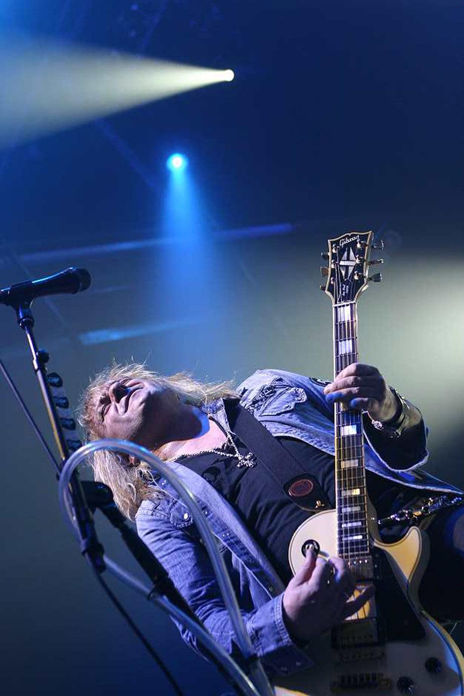 Gotthard live, 17.11.2012, München, Zenith