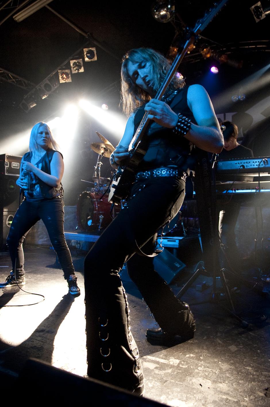 Battle Beast live, 06.11.2012, Hamburg, Markthalle