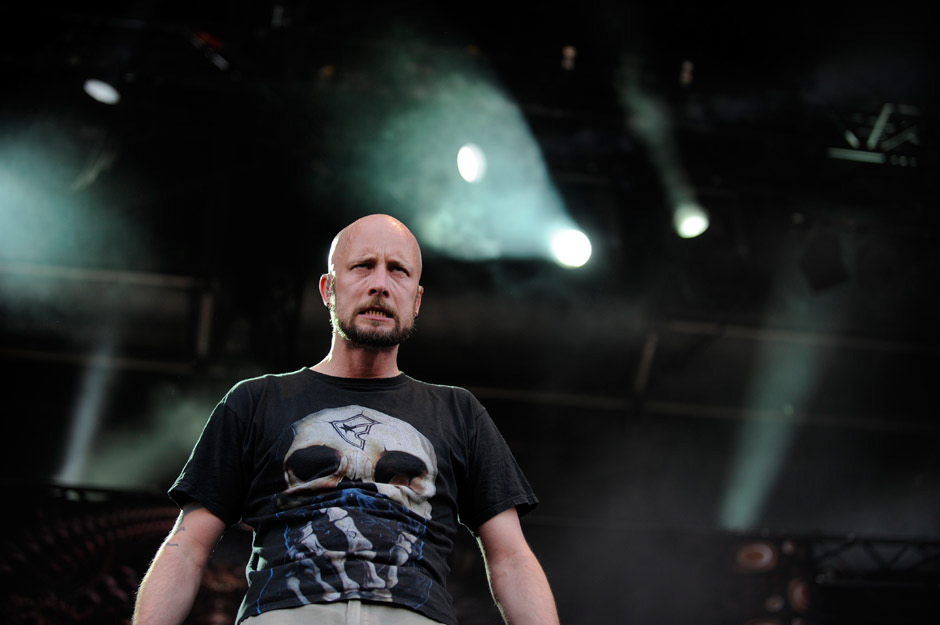 Meshuggah, With Full Force, 30.06.2012