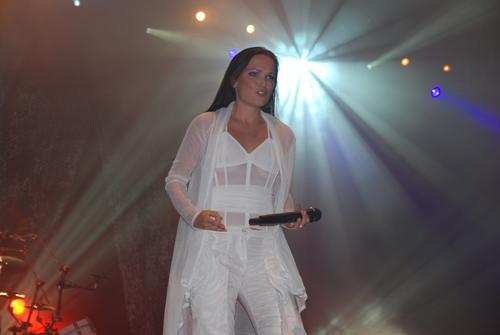 Tarja live, 25. bis 27. Juni 2010