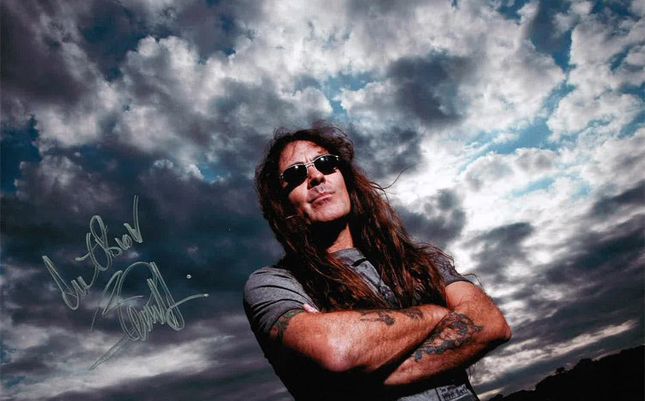 Riskiert in der Galerie einen Blick in das Luxus-Anwesen von Iron Maiden-Bassist Steve Harris