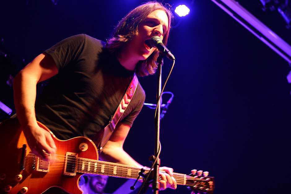 Black Blitz live, 20.11.2012, München, Backstage