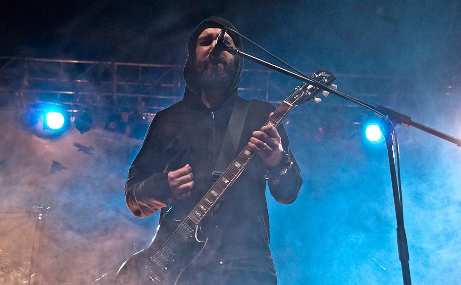Junius live, 16.11.2012, Berlin, Huxleys