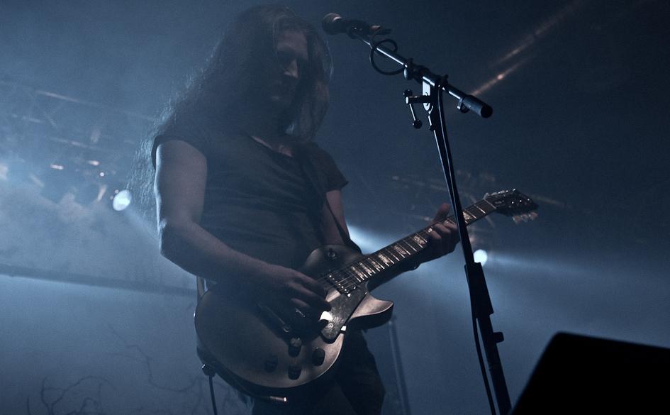 Alcest live, 16.11.2012, Berlin, Huxleys