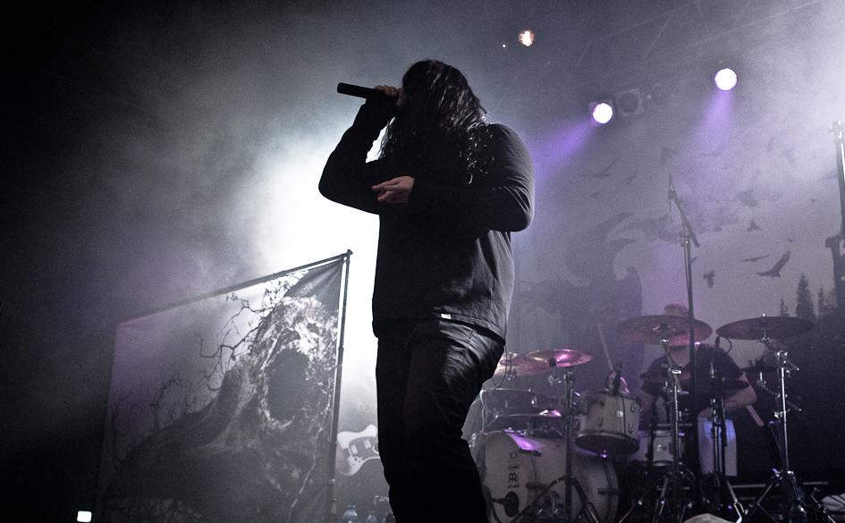 Katatonia live, 16.11.2012, Berlin, Huxleys