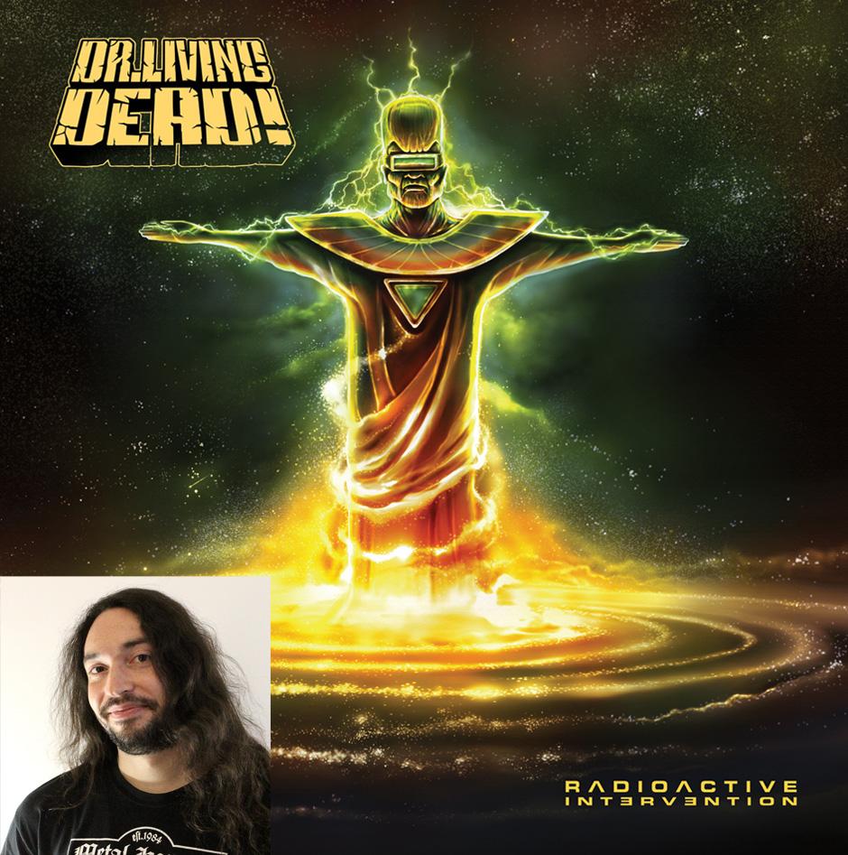 Dass man hier ein Album aus dem Jahre 2012 in den Händen hält, mag man zunächst gar nicht glauben. Dr. Living Dead! klinge