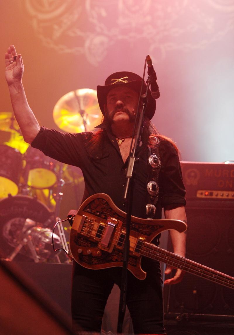 Motörhead, live, 30.11.2011 Hamburg, Alsterdorfer Sporthalle