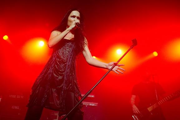 Tarja Turunen live, 13.05.2011 Hamburg, Grosse Freiheit 36
