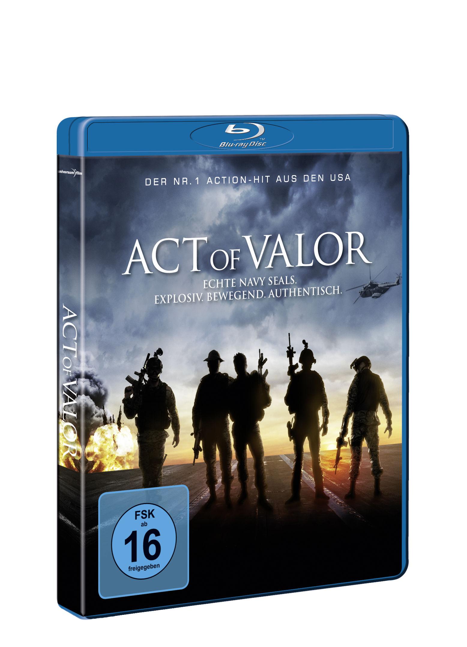 'Act Of Valor'-Verlosung