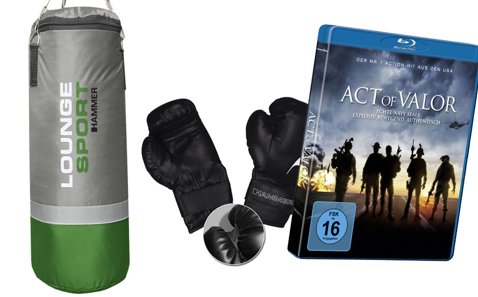 'Act Of Valor'-Verlosung