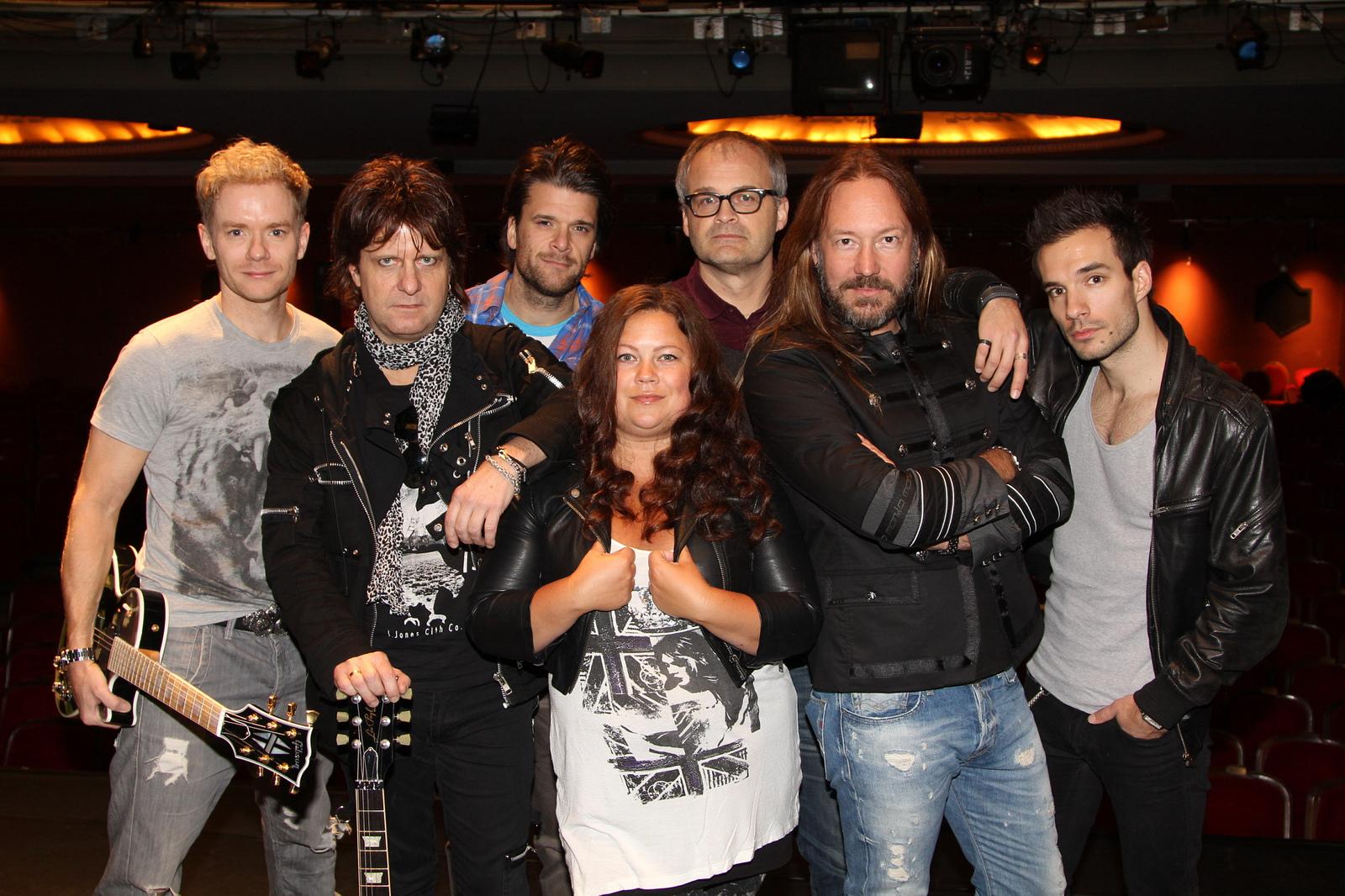 Joacim Cans (Hammerfall) tritt bei 'Rock Of Ages' in die Fußstapfen von Tom Cruise...