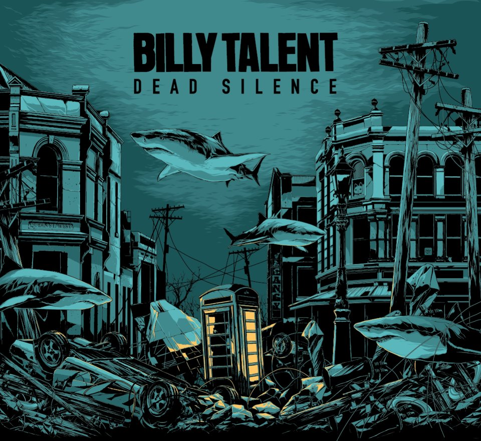Die besten Alternative Metal-Alben 2012