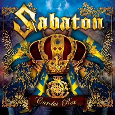 Sabaton Carolus Rex Cover