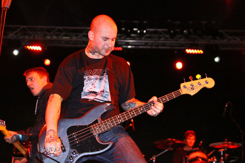 Gallows, live, With Full Force 2011