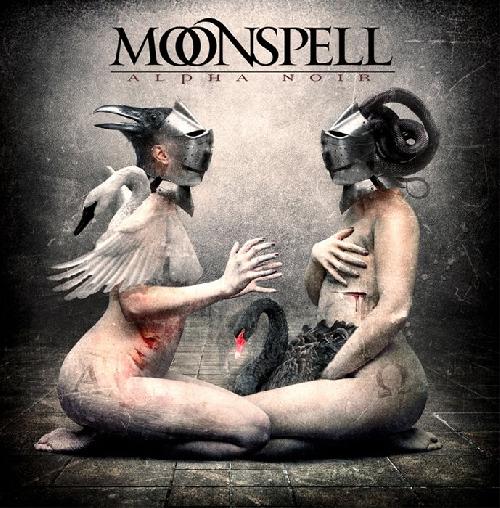 Moonspell Alpha Noir Cover