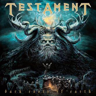 Testament DARK ROOTS OF EARTH (2012)