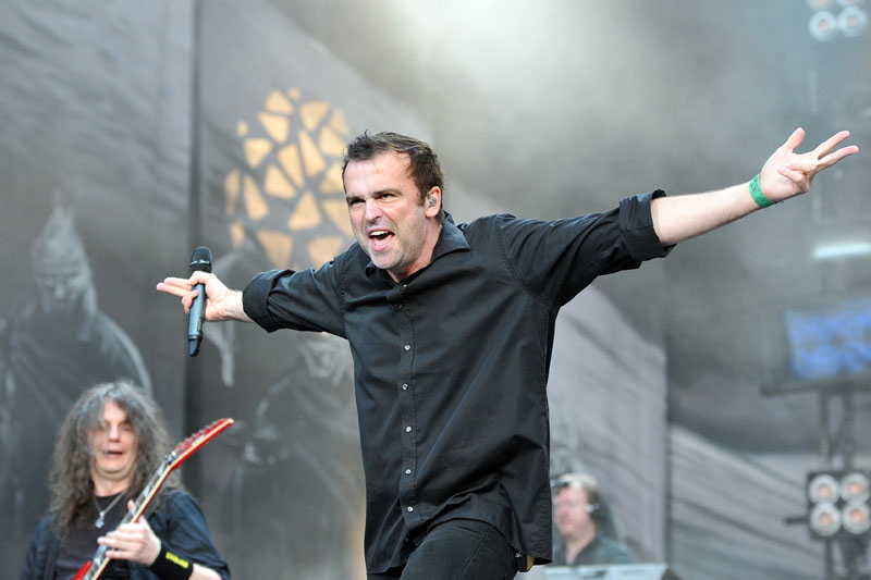 Blind Guardian, live, Wacken 2011