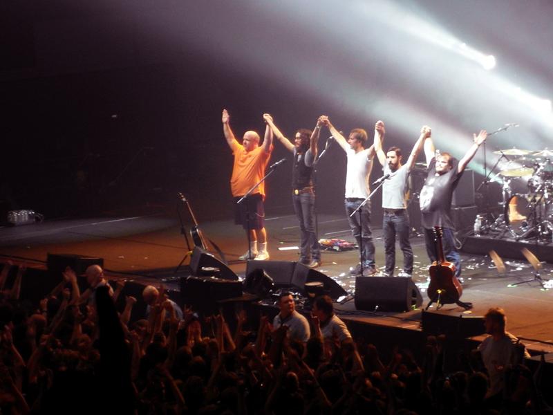 Tenacious D live, 12.10.2012, Hamburg