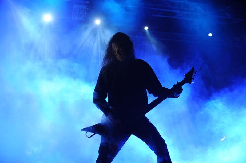 Kreator auf dem Metalfest 2012, Dessau
