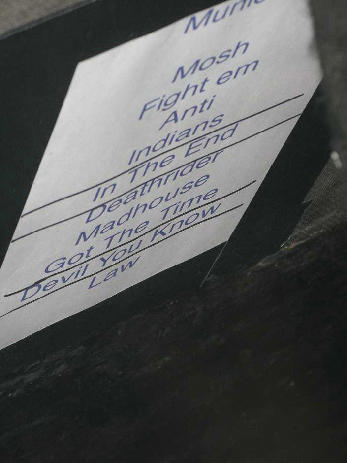 Anthrax live, 30.11.2012, München, Zenith