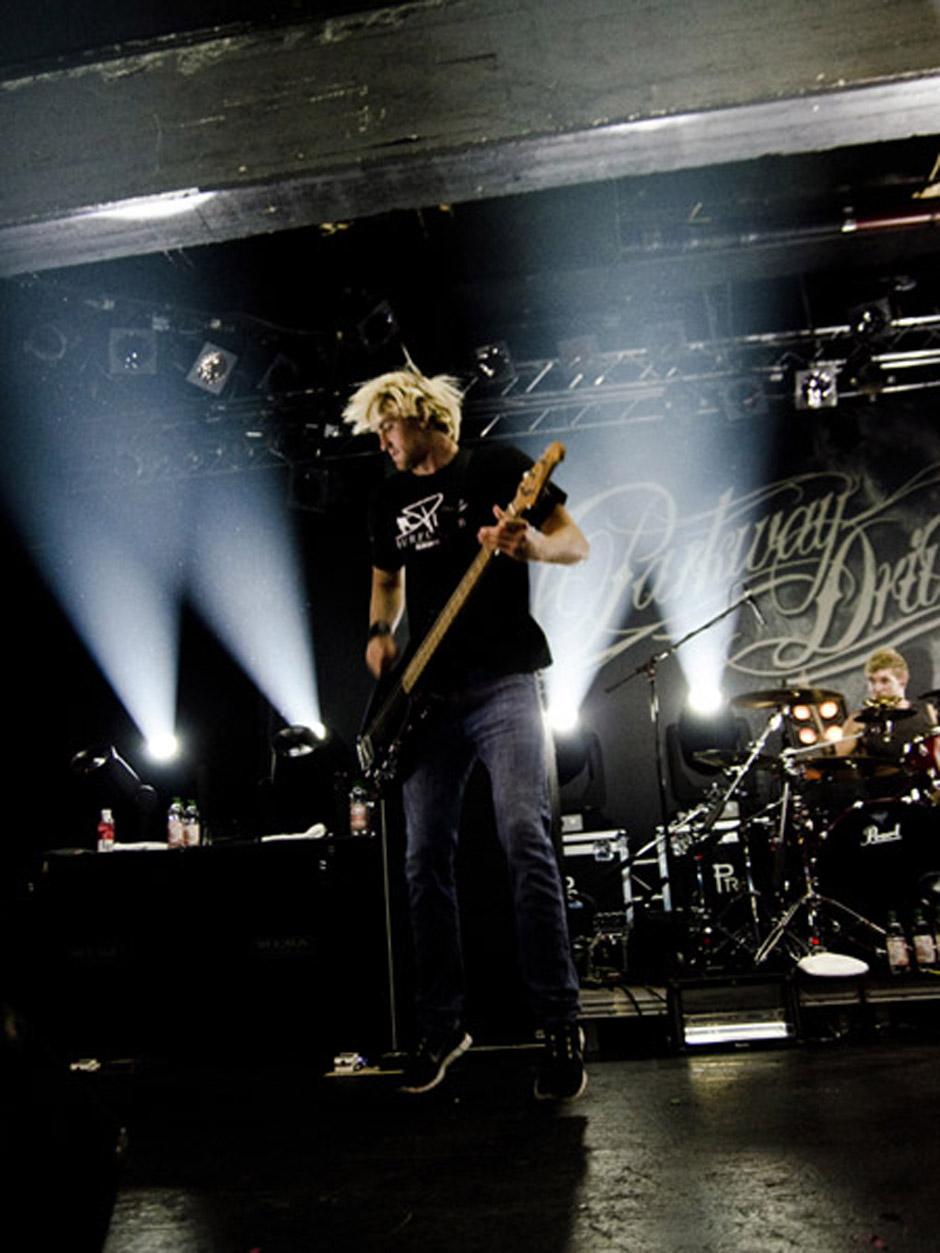 Parkway Drive live, 19.11.2012, Hamburg