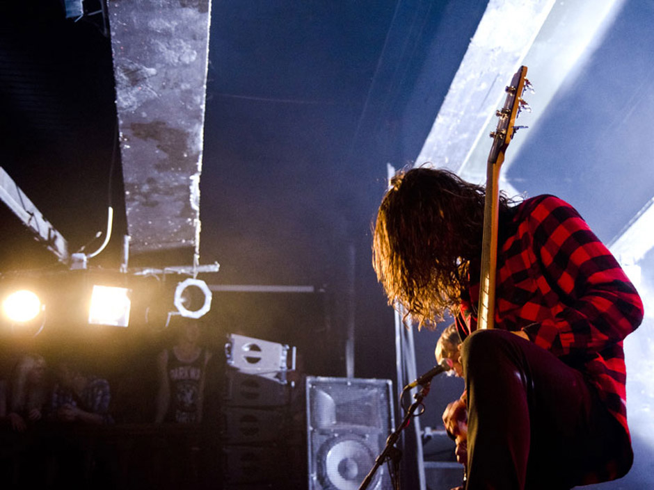 The Word Alive live, 19.11.2012, Hamburg