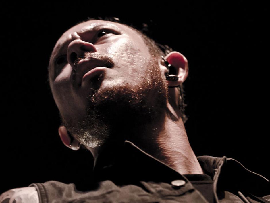 Trivium live, 8.11.2012, Hamburg