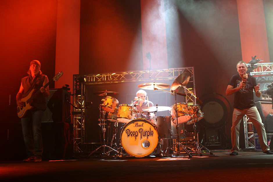 Deep Purple live, 30.11.2012, München, Olympiahalle