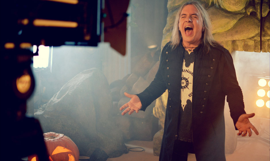 Making-Of zum Helloween-Video 'Nabataea'