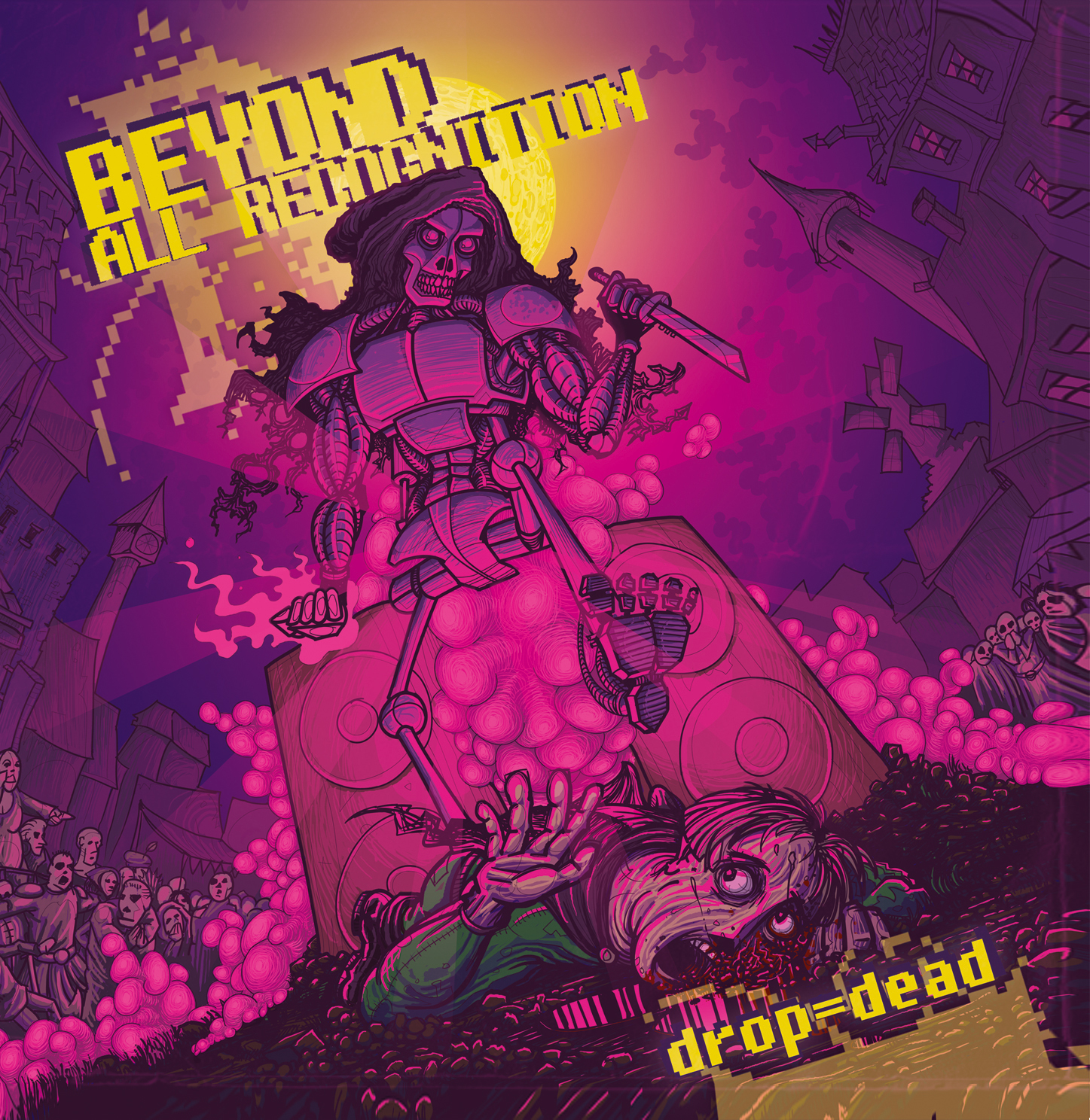 Beyond All Recognition DROP=DEAD (2012)