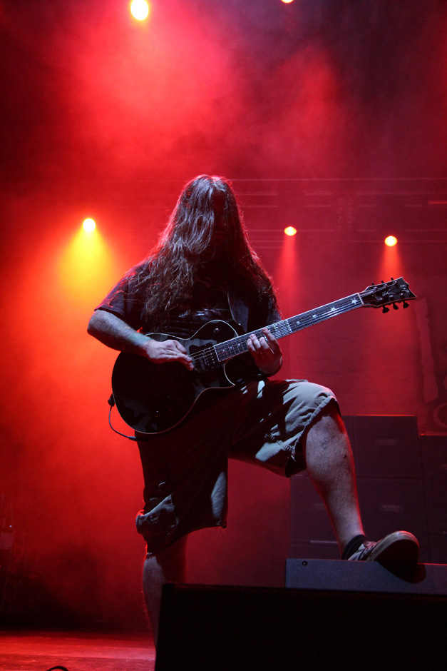 Lamb Of God live, Earshakerday 2012