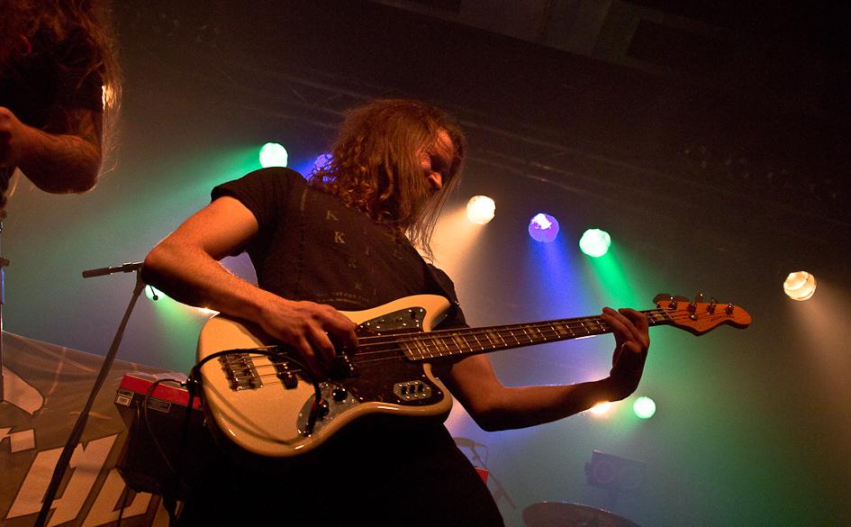 CB Murdoc live, 08.12.2012, Berlin, C-Club