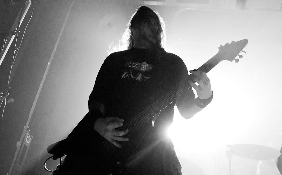 Decapitated live, 08.12.2012, Berlin, C-Club