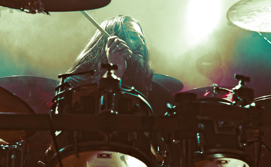 Decapitated live, 08.12.2012, Berlin, C-Club