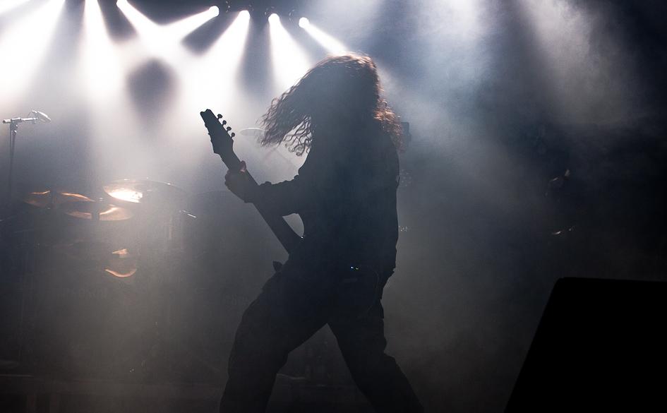 Meshuggah live, 08.12.2012, Berlin, C-Club