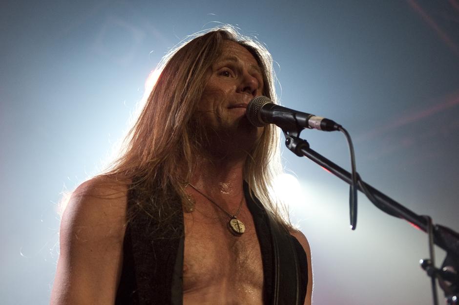 Freedom Call live, 06.12.2012, Hamburg, Markthalle