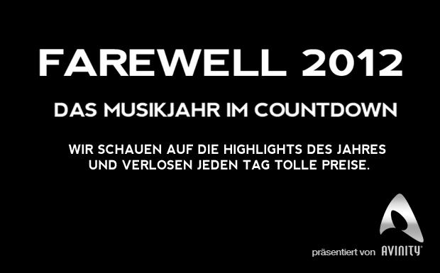Farewell 2012