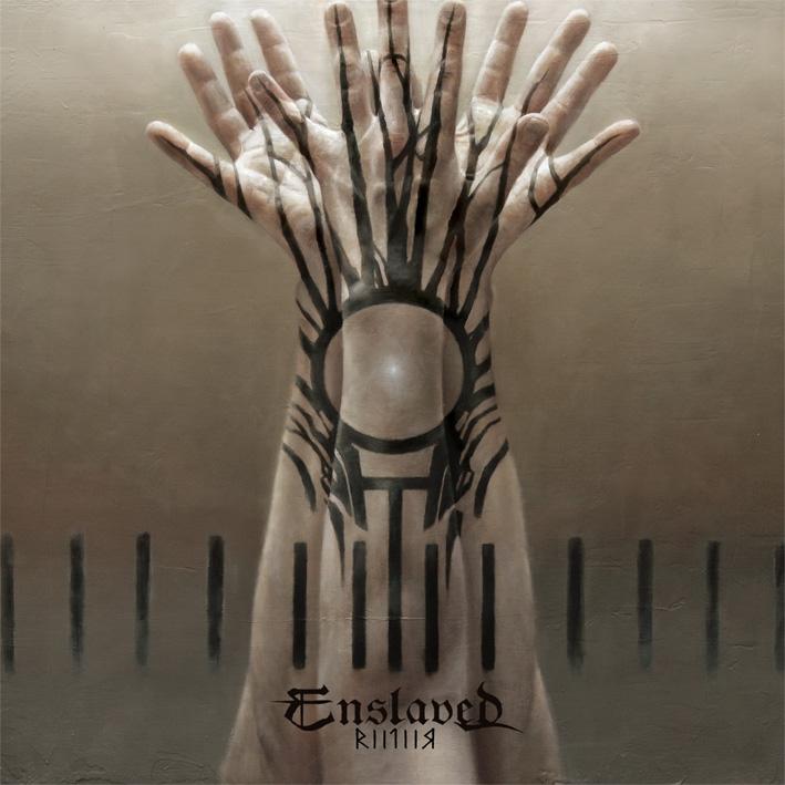 Album des Monats 10/2012: Enslaved RIITIIR