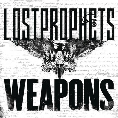Lostprophets Weapons Cover