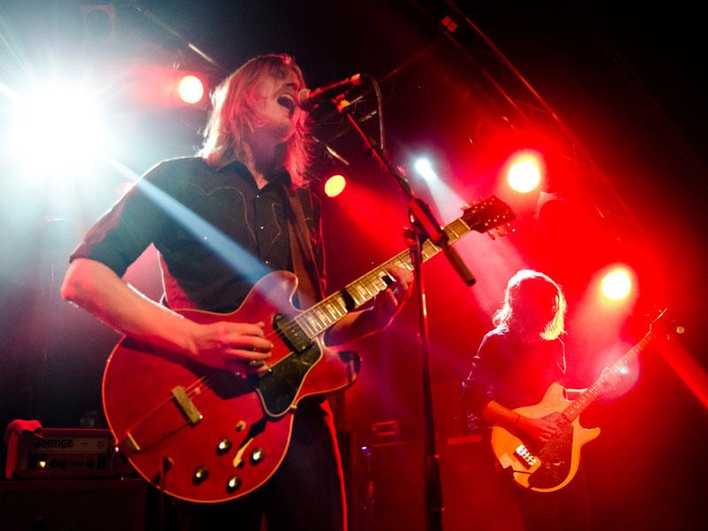 Graveyard live, 29.11.2012, Hamburg