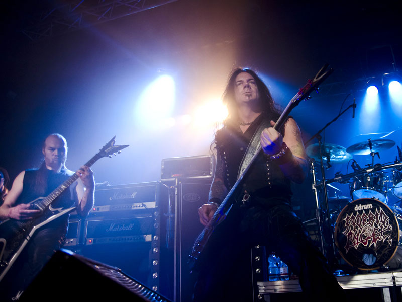 Morbid Angel live, 14.12.2012, Hamburg
