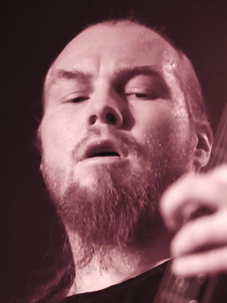 Morbid Angel live, 14.12.2012, Hamburg