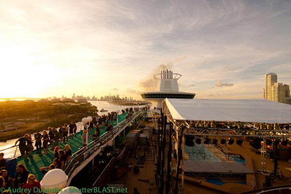 70.000 Tons of Metal Cruise, Impressionen von der Reise