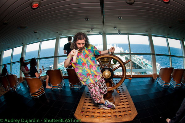 70.000 Tons of Metal Cruise, Impressionen von der Reise